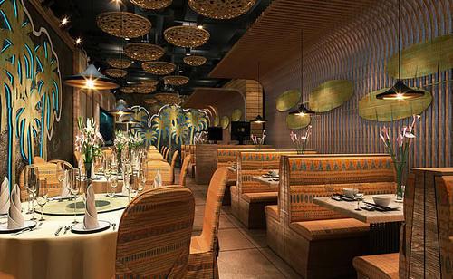 主题餐厅装修设计有哪些要点?